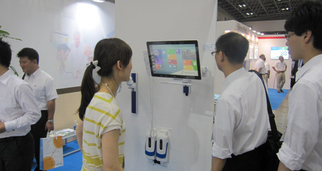 Panacea™ Featured at International Modern Hospital Show in Tokyo, Japan