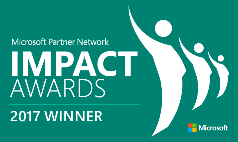 i3 Solutions Scores a Big Win with Panacea™ at Microsoft Impact Awards