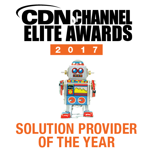 i3 Solutions is Awarded Solution Provider of the Year